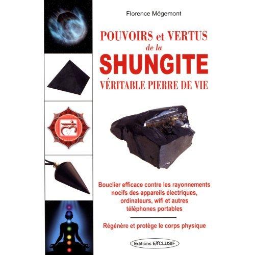 POUVOIRS ET VERTUS DE LA SHUNGITE (LA)