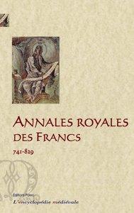 ANNALES ROYALES DES FRANCS (741-829)