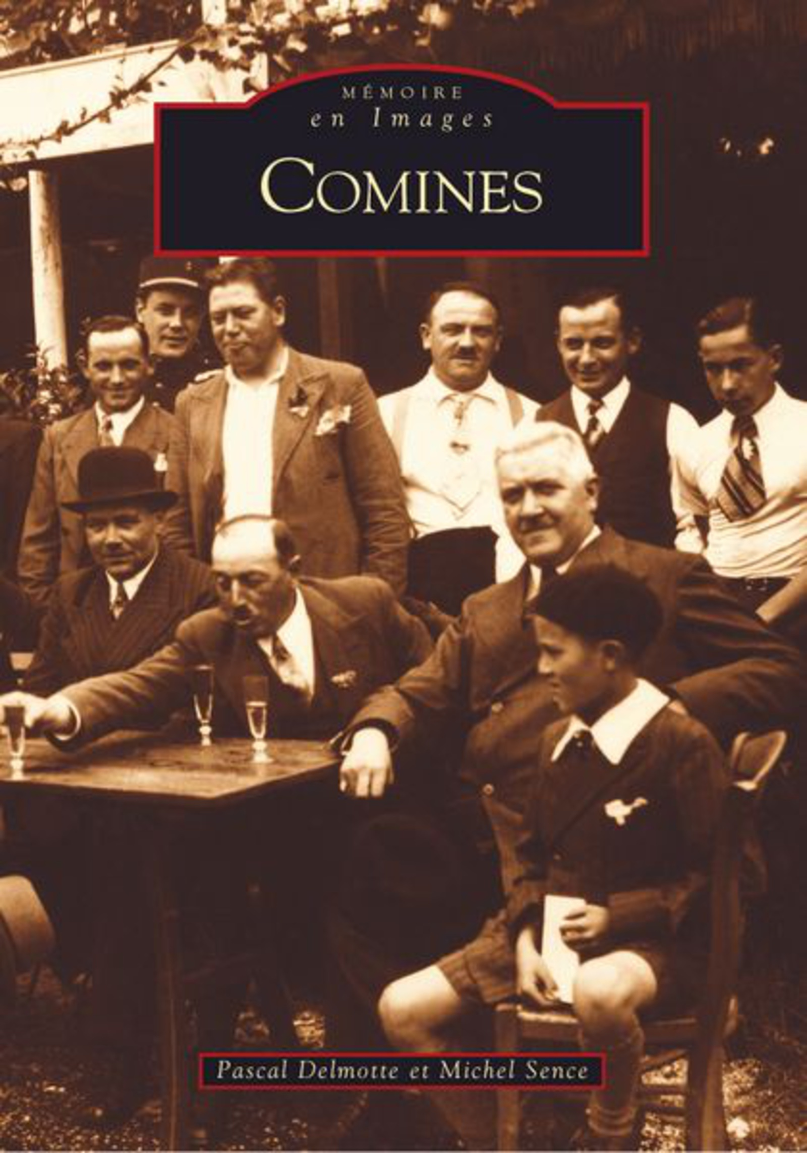 COMINES - TOME I