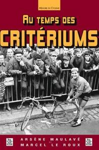 TEMPS DES CRITERIUMS (AU)