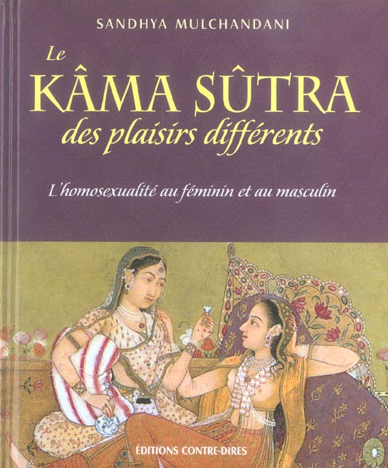 KAMA SUTRA DES PLAISIRS DIFFERENTS