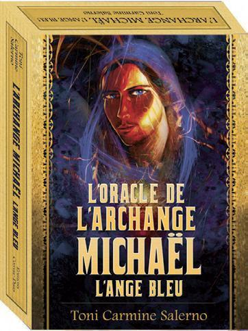 ORACLE DE L'ARCHANGE MICHAEL - L'ANGE BLEU (L') COFFRET