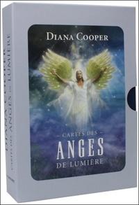 COFFRET CARTES DES ANGES DE LUMIERE