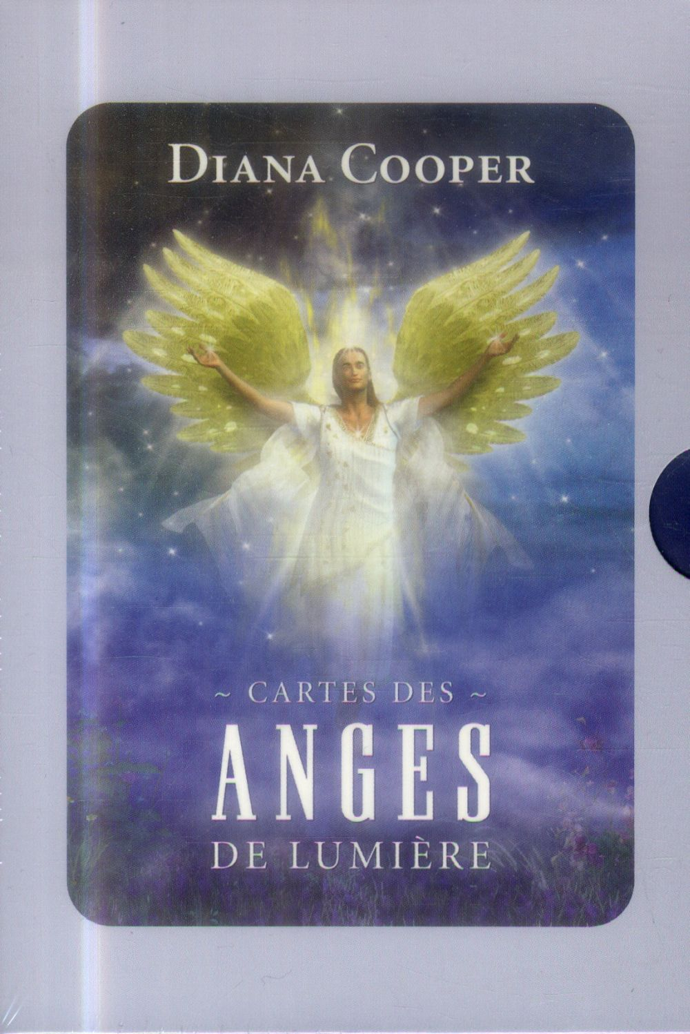 COFFRET CARTES DES ANGES DE LUMIERE
