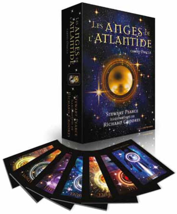 ANGES DE L'ATLANTIDE COFFRET (LES)