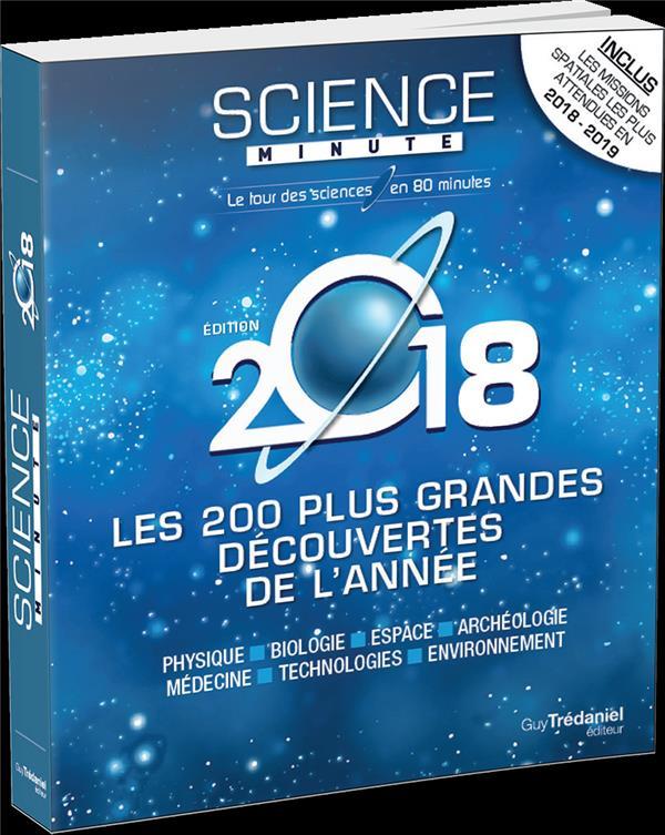 2018, LES 200 PLUS GRANDES DECOUVERTES DE L'ANNEE