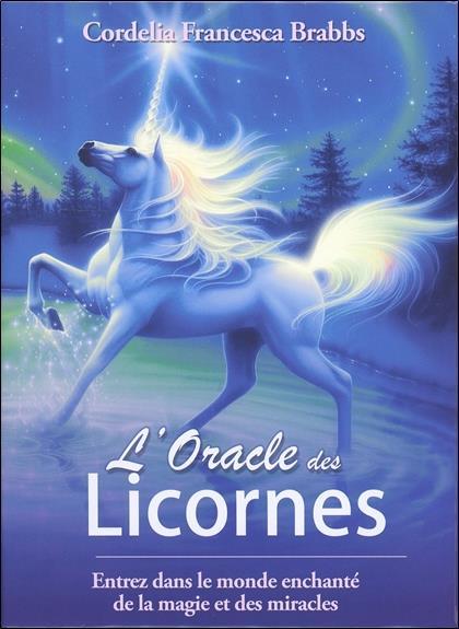ORACLE DES LICORNES COFFRET (L')