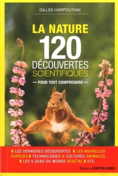 NATURE 120 DECOUVERTES SCIENTIFIQUES