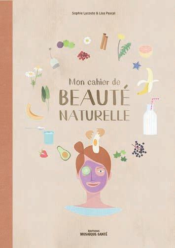 CAHIER DE BEAUTE NATURELLE (MON)