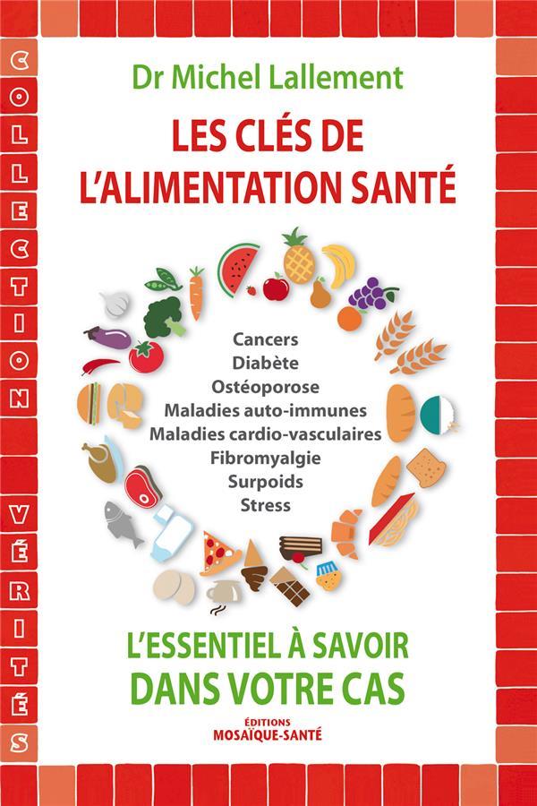 CLES DE L'ALIMENTATION SANTE (LES)