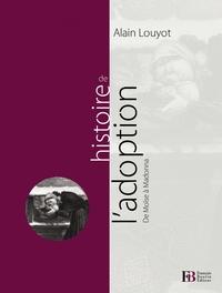 HISTOIRE DE L ADOPTION