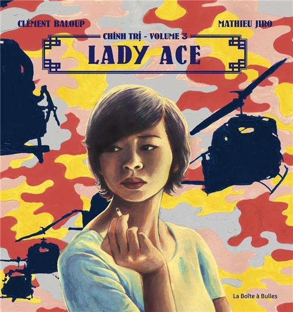 CHINH TRI T3 - LES CHEMINS DE CHINH TRI - LADY ACE