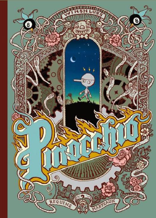 PINOCCHIO - ED BROCHEE