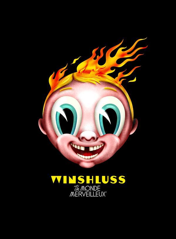 WINSHLUSS,UN MONDE MERVEILLEUX