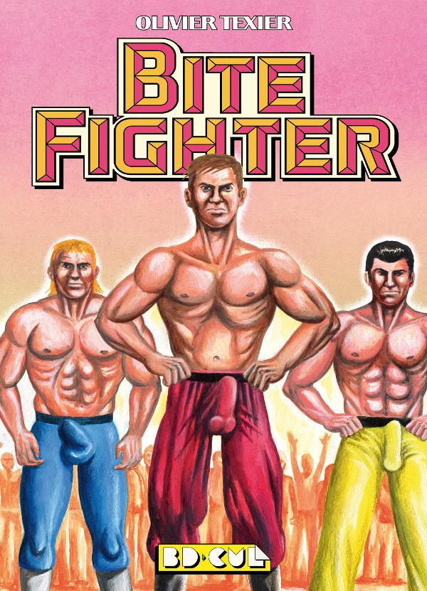 BITE FIGHTER - BD CUL 13 T13