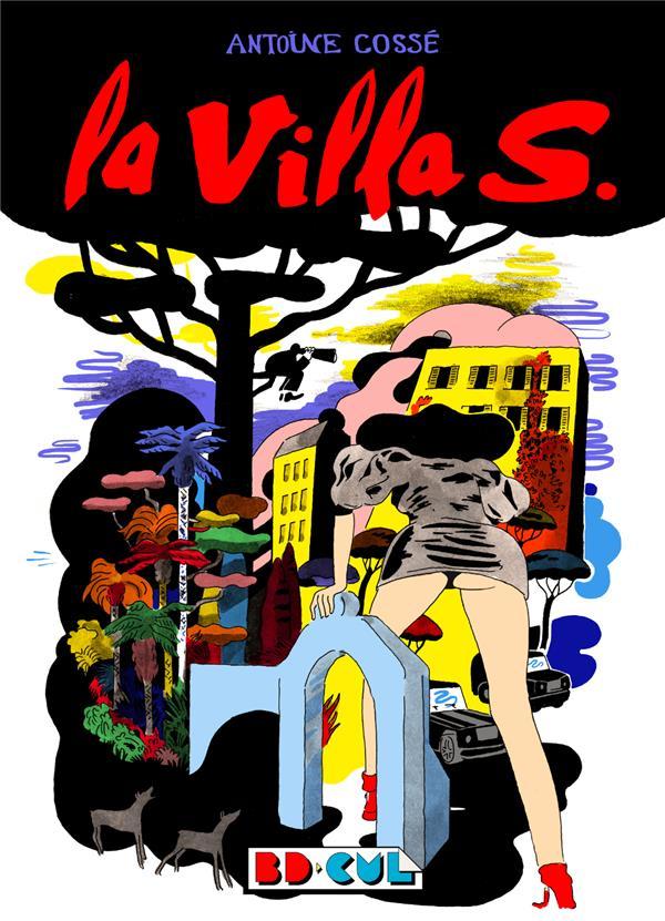 VILLA S. (LA) - BD CUL 15