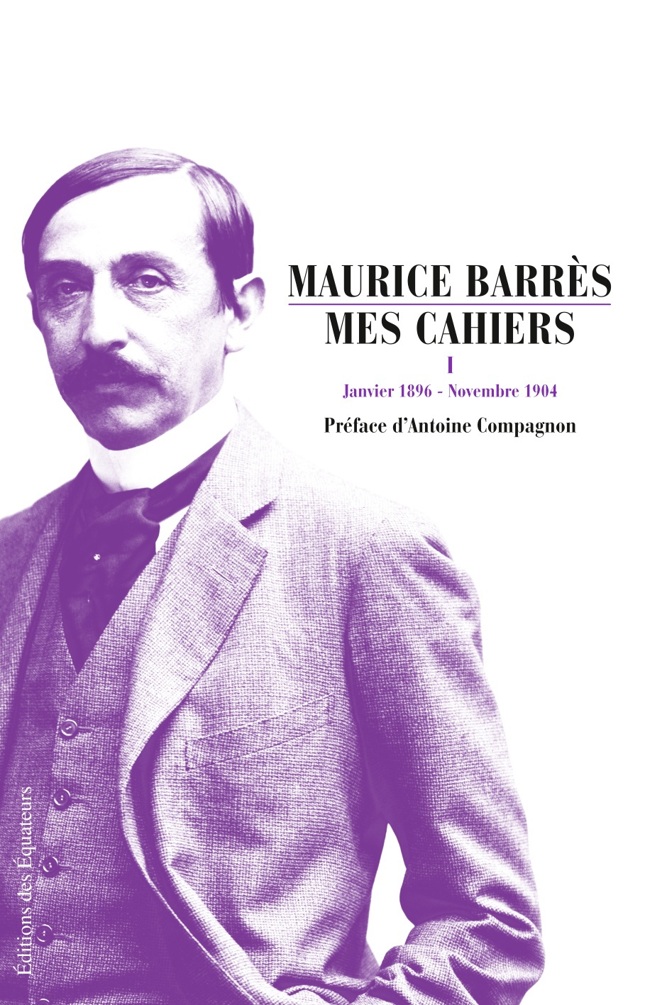 MES CAHIERS T1 JANVIER 1896