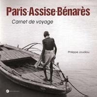 PARIS-ASSISE-BENARES. CARNET DE VOYAGE 1947-48