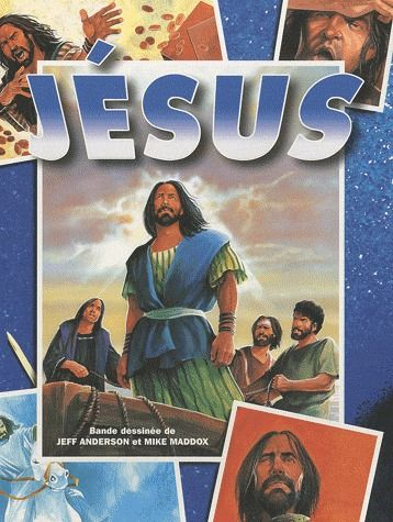 JESUS EN BD