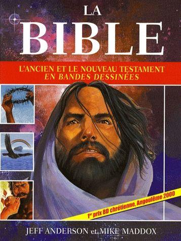 BIBLE EN BD (ANDERSON) BROCHE