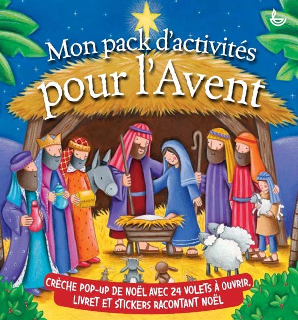 MON PACK D'ACTIVITES POUR L'AVENT