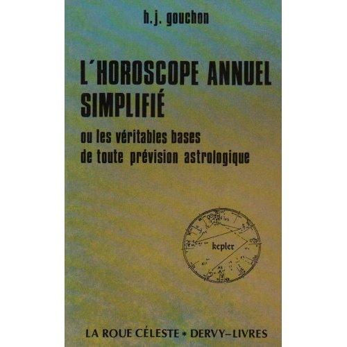 HOROSCOPE ANNUEL SIMPLIFIE