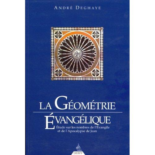GEOMETRIE EVANGELIQUE (LA)