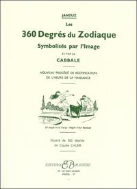 LES 360 DEGRES DU ZODIAQUE - SYMBOLISES PAR L'IMAGE