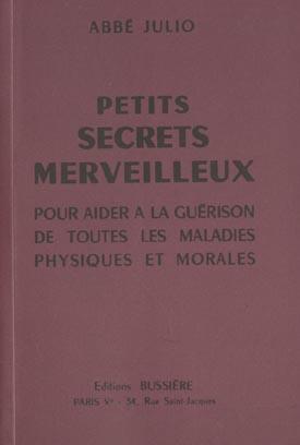 PETITS SECRETS MERVEILLEUX