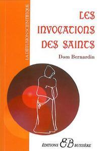 LES INVOCATIONS DES SAINTS