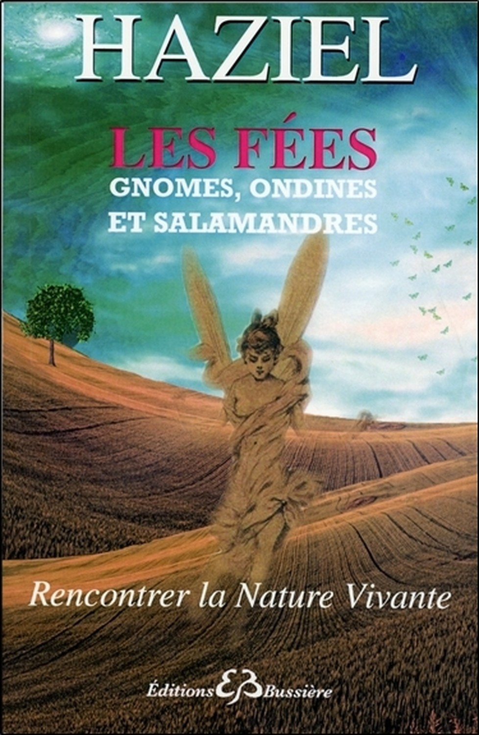 LES FEES, GNOMES, ONDINES ET SALAMANDRES - RENCONTRER LA NATURE VIVANTE