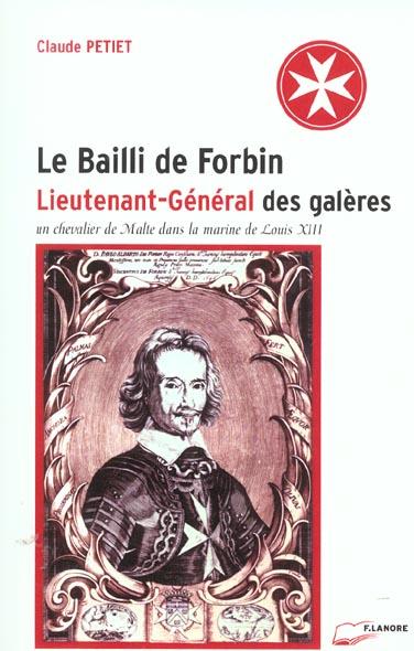 BAILLI DE FORBIN (LE)