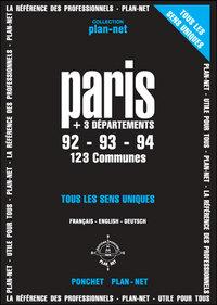 PARIS PLUS 92-93-94