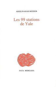 LES 99 STATIONS DE YALE