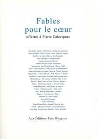 FABLES POUR LE COEUR (ANTHOLOGIE)