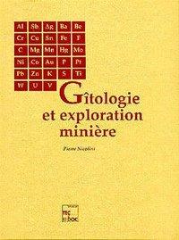 GITOLOGIE ET EXPLORATION MINIERE