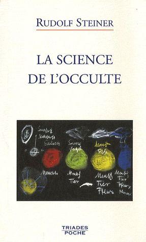 SCIENCE DE L'OCCULTE (POCHE)