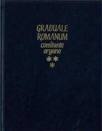 GRADUALE ROMANUM COMITANTE ORGANO - VOLUME 3