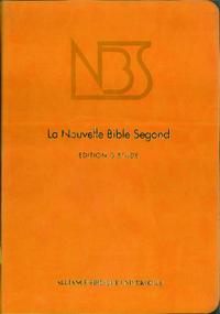 BIBLE NBS VIVELLA HAVANE