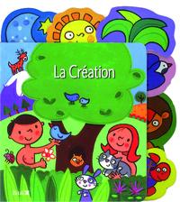 LA CREATION  LA BIBLE DES P'TITS DOIGTS (AVEC ONGLETS)