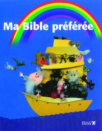 MA BIBLE PREFEREE 50 HISTOIRES CHOISSIES A PARTIR DE 3 ANS