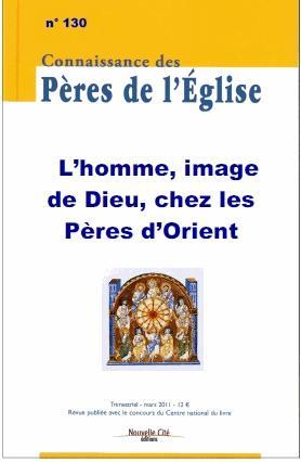 CPE 130 HOMME, IMAGE DE DIEU, CHEZ LES PERES GRECS(L')