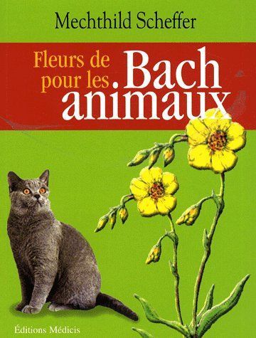 FLEURS DE BACH POUR ANIMAUX