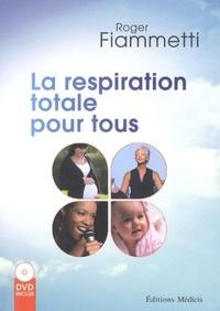 RESPIRATION TOTALE POUR TOUS (LIVRE + DVD) (LA)