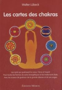 COFFRET LES CARTES DES CHAKRAS