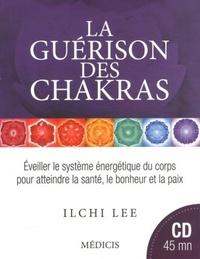 GUERISON DES CHAKRAS LIVRE + CD (LA)