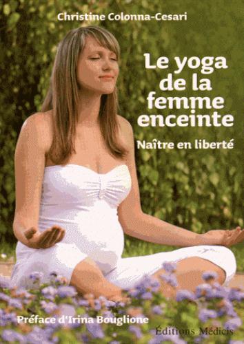 YOGA DE LA FEMME ENCEINTE (LE)