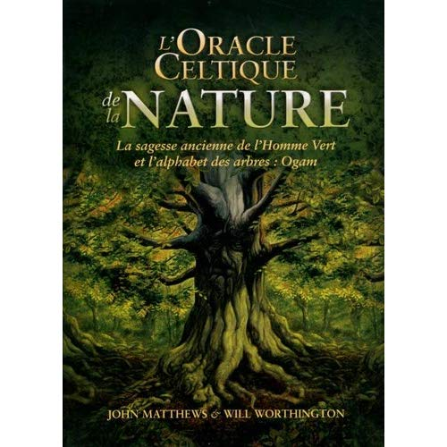 ORACLE CELTIQUE DE LA NATURE COFFRET (L')