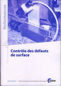 CONTROLE DES DEFAUTS DE SURFACE PERFORMANCES 9Q99