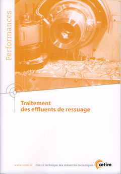 TRAITEMENT DES EFFLUENTS DE RESSUAGE (PERFORMANCES, 9Q143)